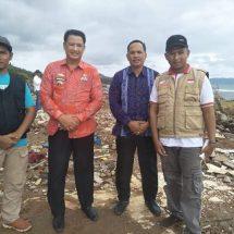 Uluran Tangan Kepri Peduli Korban Tsunami Lampung Selatan